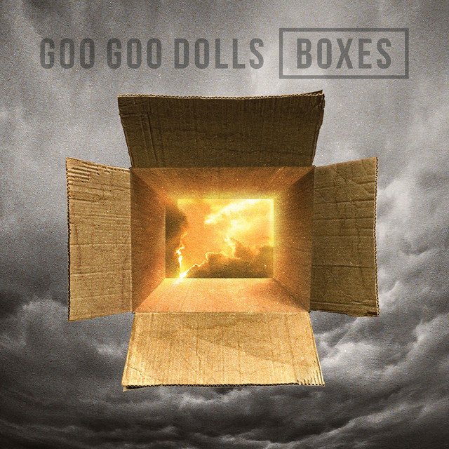 Album cover for Boxes by The Goo Goo Dolls