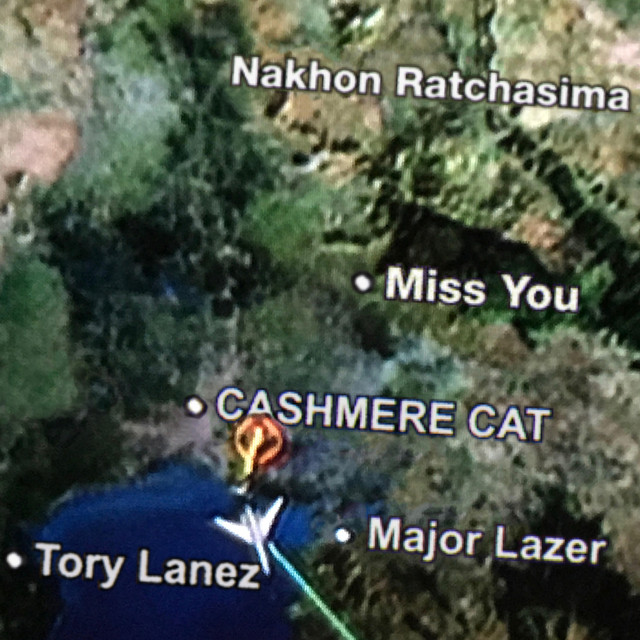 Cashmere Cat Major Lazer Miss You