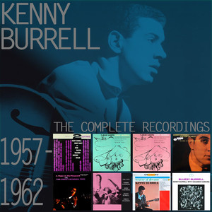 Kenny Burrell Guilty cover
