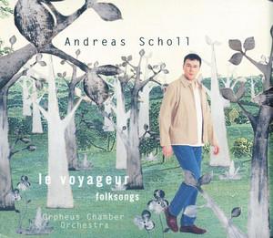 Andreas Scholl - Wayfaring Stranger - Folksongs album