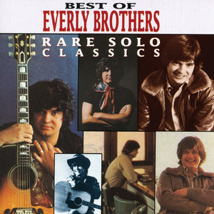 Best Of The Everly Brothers - Rare Solo Classics Albumcover