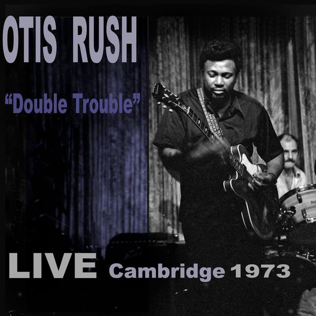 Double Trouble: Live Cambridge 1973 Albumcover