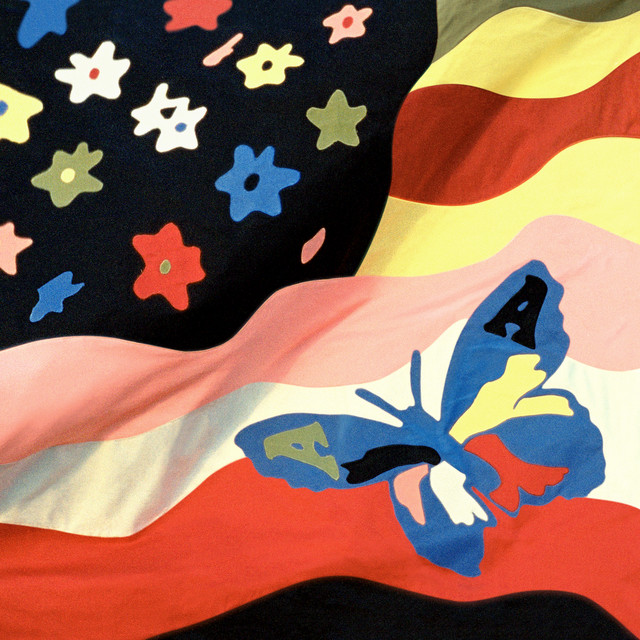Album cover for Wildflower by The Avalanches