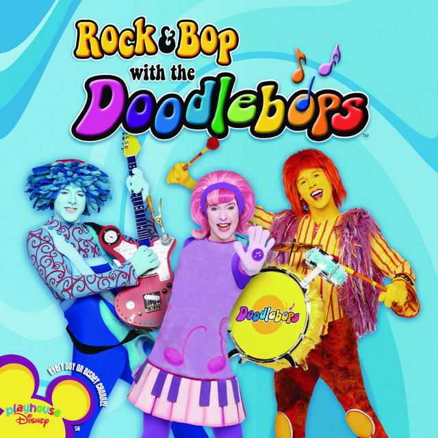 Rock & Bop with the Doodlebops by The Doodlebops