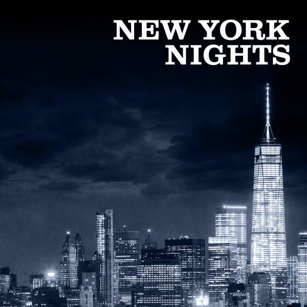 Various Artists New York Nights album cover