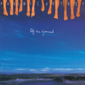 Off The Ground Albumcover