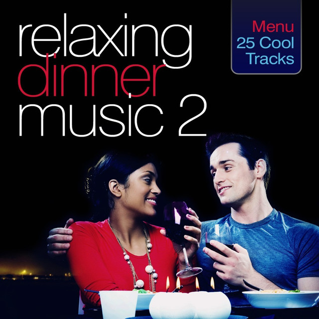 Various Artists Relaxing Dinner Music 2 album cover