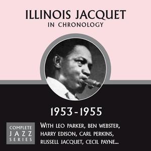 Complete Jazz Series 1953 - 1955 album