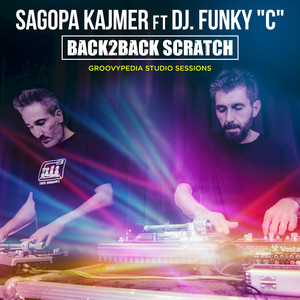 Back2Back Scratch (Groovypedia Studio Sessions) Albümü
