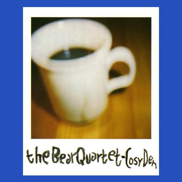 Skivomslag för Bear Quartet: Cosy Den