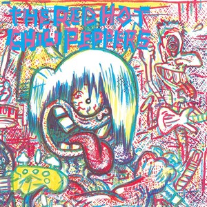 Red Hot Chili Peppers Albumcover