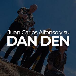 Foto de Juan Carlos Alfonso y su Dan Den