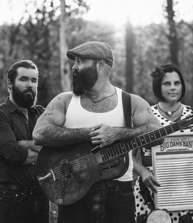 The Reverend Peyton's Big Damn Band profile picture