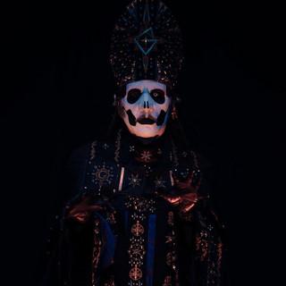 Ghost profile picture