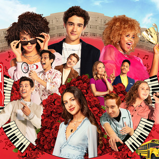 Cast of High School Musical: The Musical: The Series