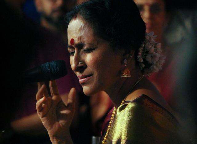 Bombay Jayashri