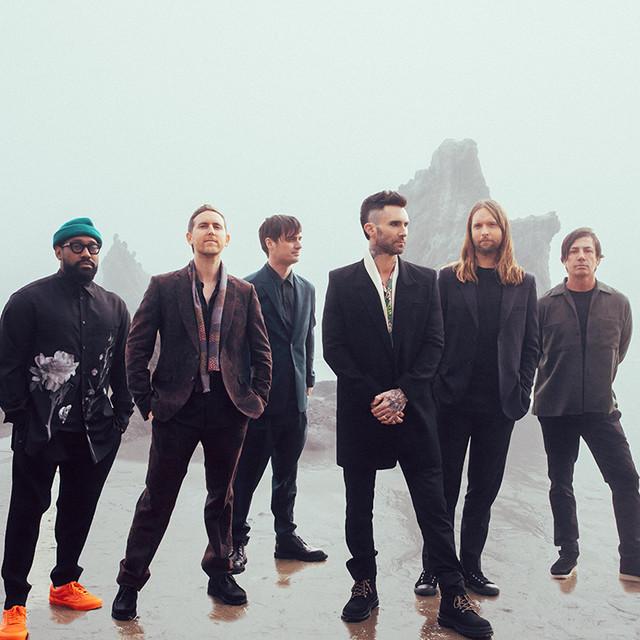 Musik Artist 'Maroon 5'