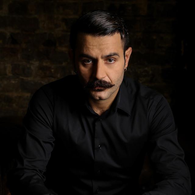 Shahin Najafi