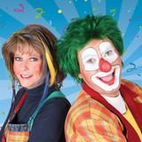 Clown Jopie en Tante Angelique