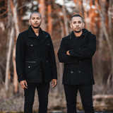Peterson e Mag Ribeiro