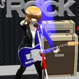 Girl sings Boy's Rock