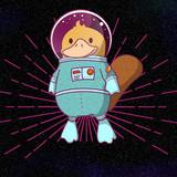 Astronauta Quark