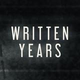 Written Years