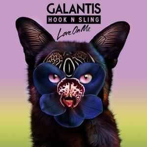 Galantis Hook N Sling – Love On Me (Studio Acapella)