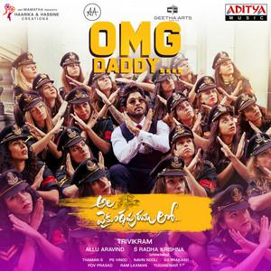 OMG Daddy - Telugu cover art