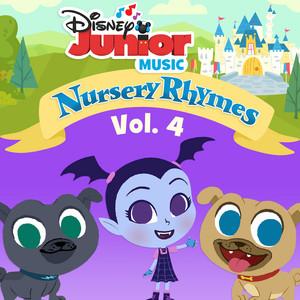 Disney Junior Music: Nursery Rhymes Vol. 4