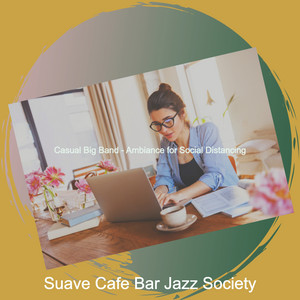Vivacious Staying Home by Suave Cafe Bar Jazz Society