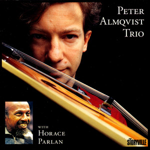 Peter Almqvist Trio With Horace Parlan album