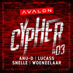 Avalon Cypher - #3 (Anu-D, Lucass, Snelle & Woenzelaar) - Instrumental
