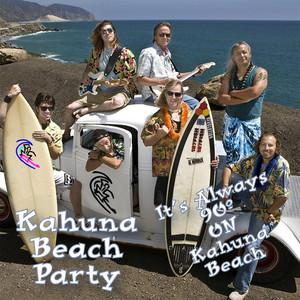 It's Always 90 Degrees On Kahuna Beach album