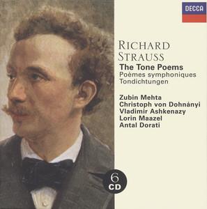 Also sprach Zarathustra, Op.30: Prelude (Sonnenaufgang) by Richard Strauss, Los Angeles Philharmonic, Zubin Mehta