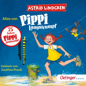 Alles von Pippi Langstrumpf Audiobook
