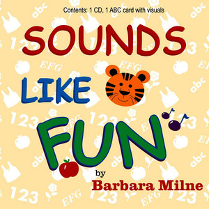 Letter Sounds (apple apple aaa) by Barbara Milne