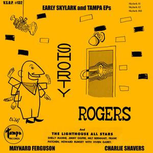 Early Skylark and Tampa Eps album