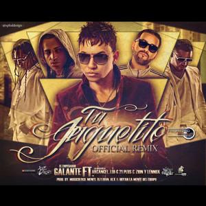 Tu Juguetito Remix (feat. Lui-G 21+, Arcangel, Zion & Lennox)