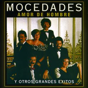 """Amor de Hombre (De """"La Leyenda del Beso"""") cover art"""