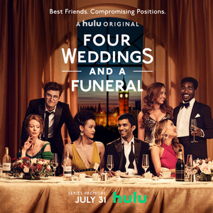 Four Weddings And A Funeral (Music From The Original TV Series) album
