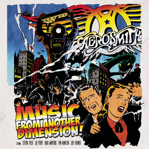 Music From Another Dimension! (Expanded Edition) album
