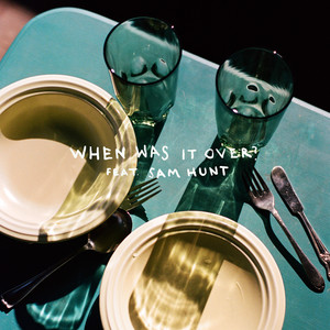 when was it over? cover art