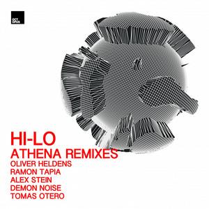 Athena - Oliver Heldens Radio Edit cover art