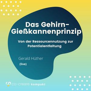 Das Gehirn-Gießkannenprinzip - Von der Ressourcennutzung zur Potentialentfaltung Audiobook