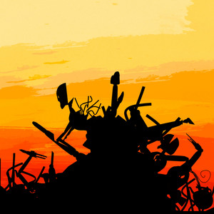 The Living Tombstone – I Can't Fix You (Studio Acapella)