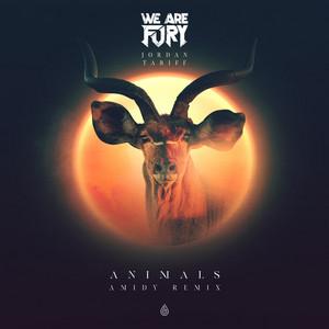Animals (AMIDY Remix) album cover