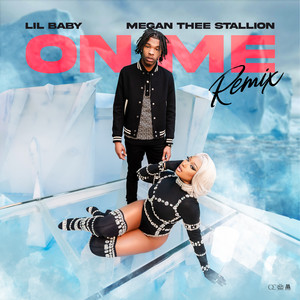 On Me (Remix) cover art