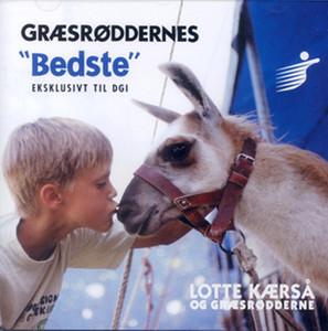BAR' JEG KA' by Lotte Kærså & Græsrødderne
