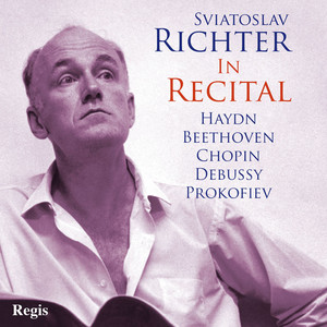 Sonata No. 44 in G Minor: I. Moderato by Sviatoslav Richter